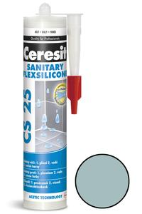 CERESIT CS25 silik.san. icy glow-195 280ml 2404463 - interiér